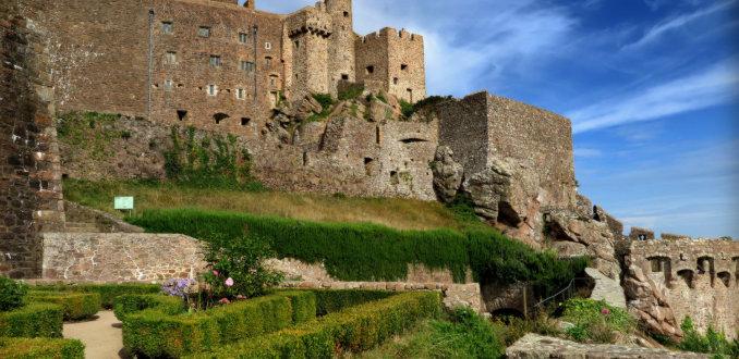 Mont Orgueil Castle