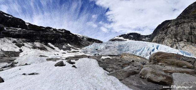 Nigardbrevatnet gletsjer