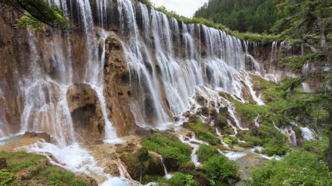 Nourilang waterfall