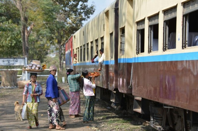 Bijzondere treinrit