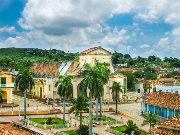 de museum stad van Cuba.