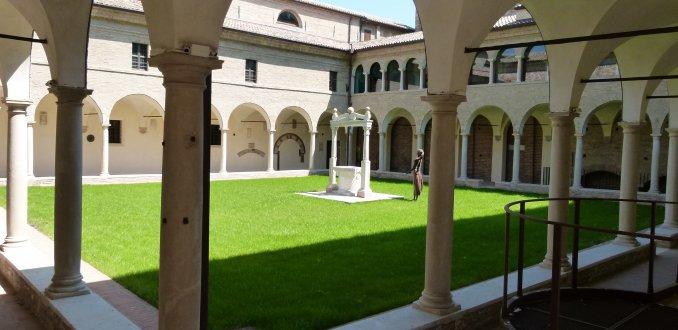 Graf van Dante in Ravenna