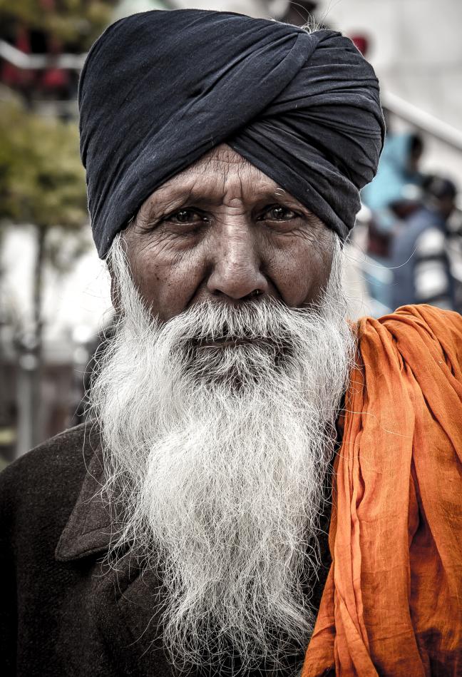 Sikh blik