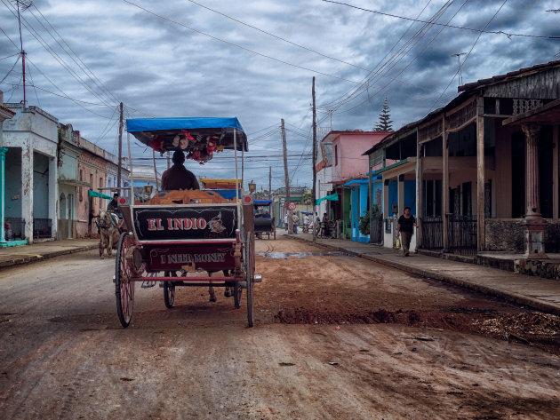 Straatje Cuba