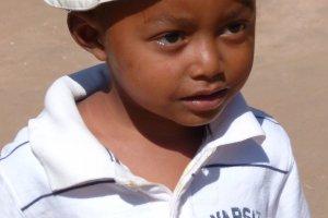 Jongetje uit Antananarivo