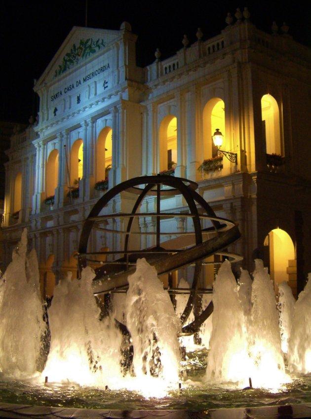 Avond in Macau