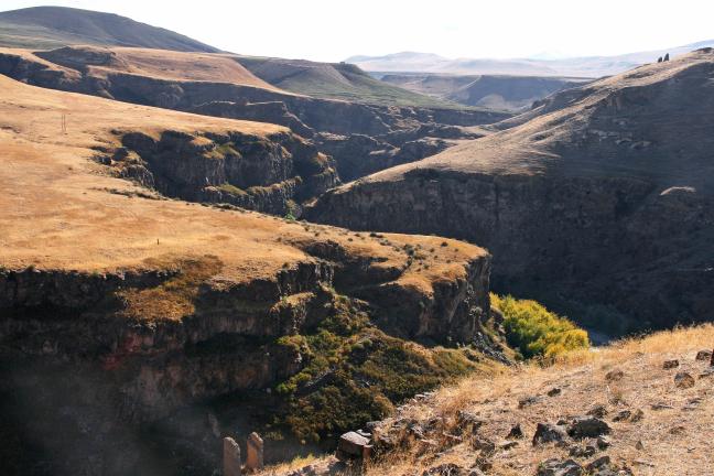 Armeense grens