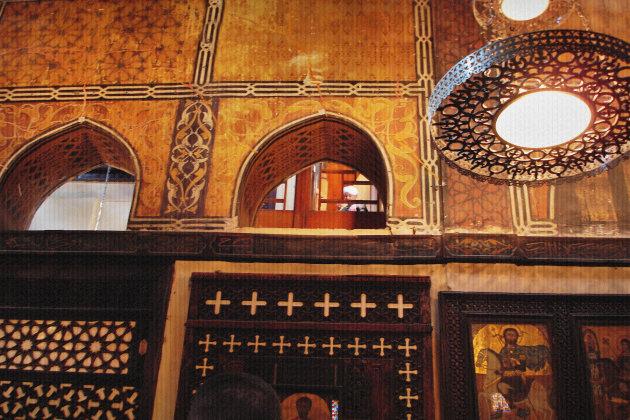 de koptische wijk