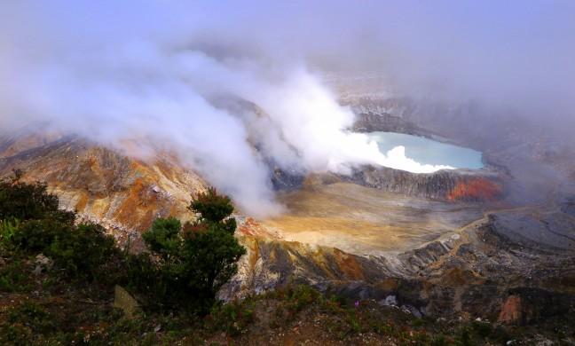 Poás vulkaan