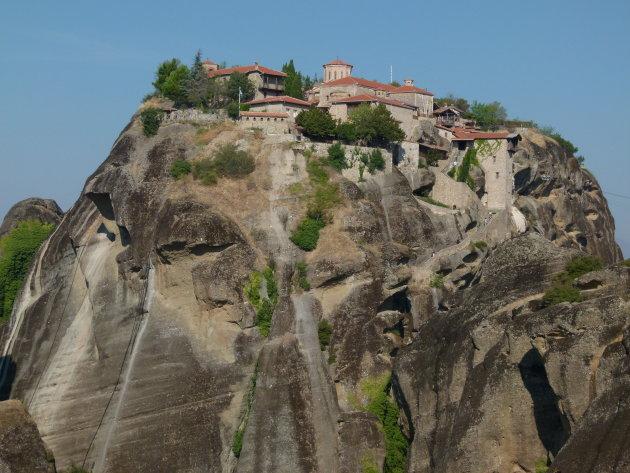 Het Megalou Meteorou klooster