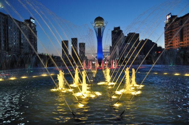 zingende fonteinen