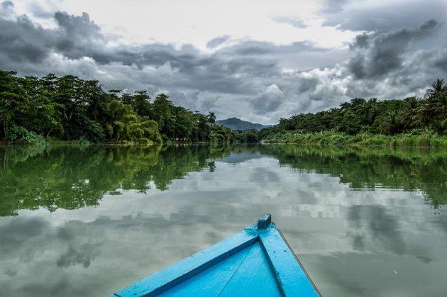 Historie, regenwoud en cacao...