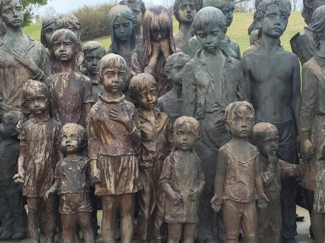 Verloren Kinderen van Lidice