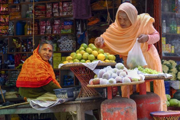 Bezoek aan Devghat de heilige plaats