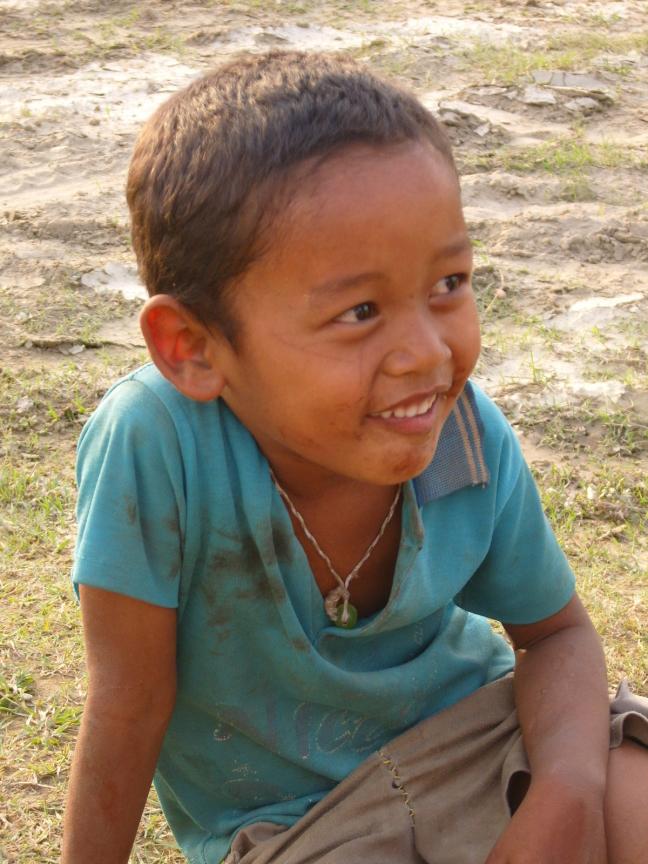 Nepalees jongetje