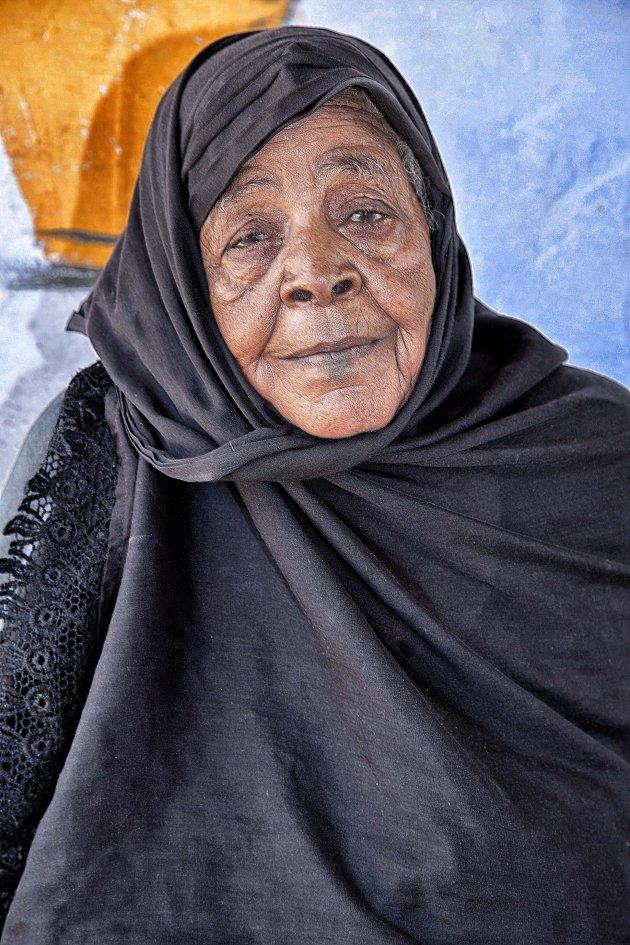 Nubische dame