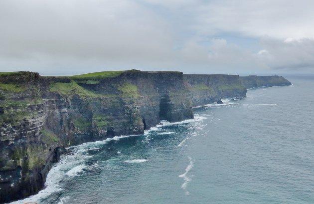 Cliffs zonder dreiging