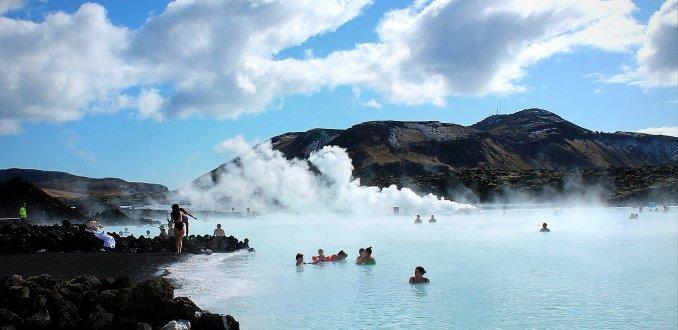 Ontspannen na een Rondje IJsland