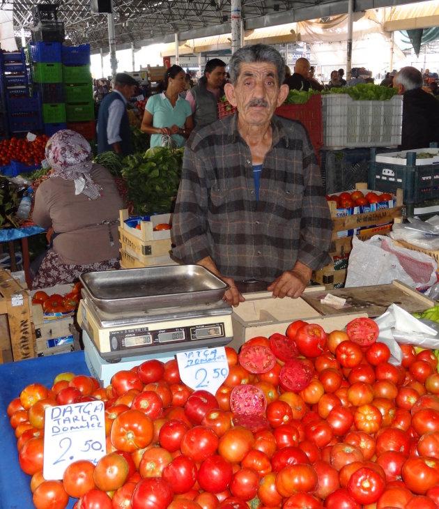 Tomaten te koop