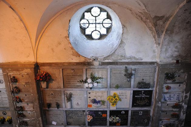 Cimitero Monumentale, museumbegraafplaats