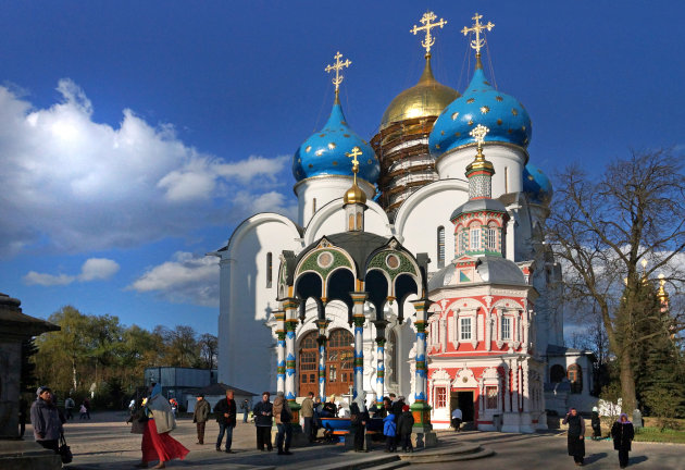 Het Vaticaan van Rusland