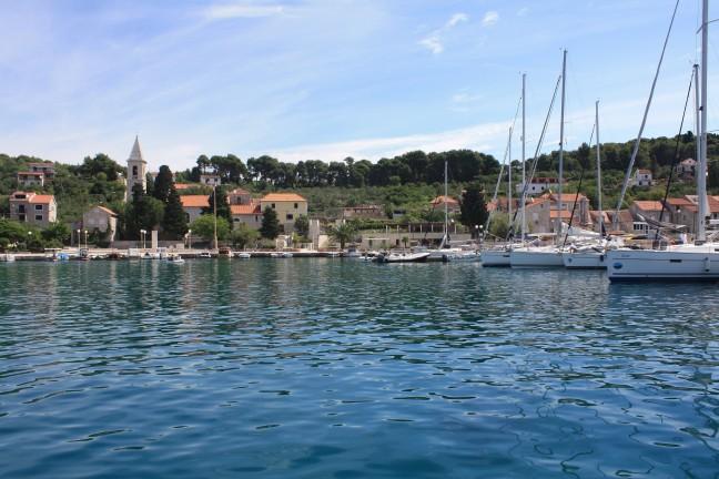 Kroatisch plaatsje