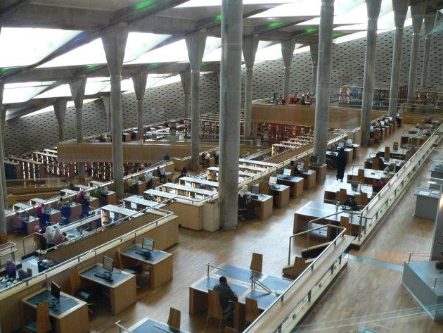 De beroemdste bibliotheek