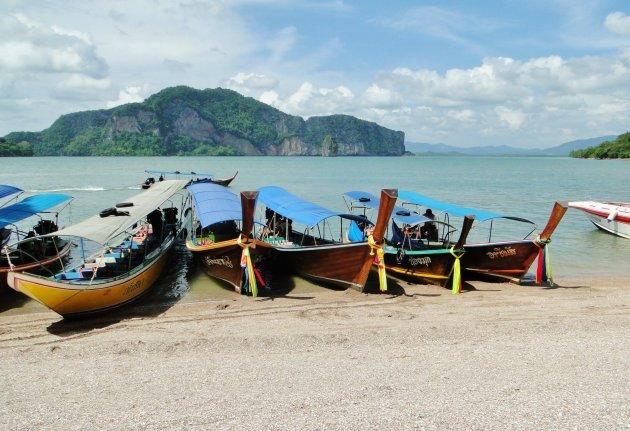 Longtail boten