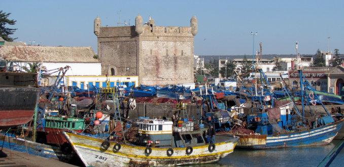 haven van Essaouira