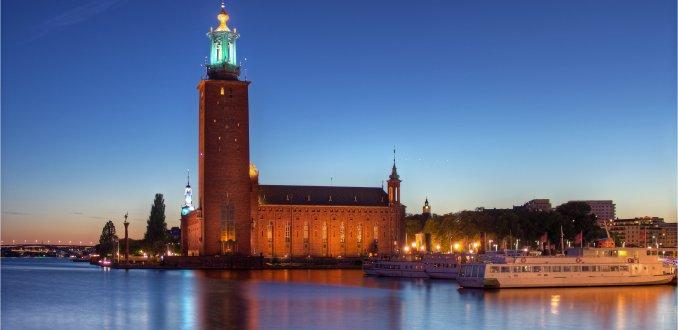 Stadhuis Stockholm