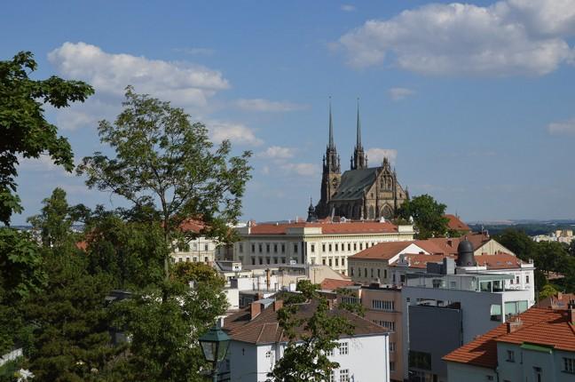 Citytrip Brno