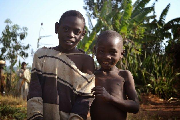 Vrijwilligerswerk in Uganda