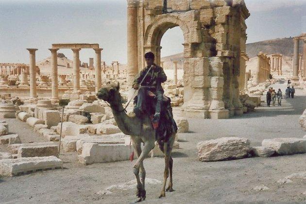 de antieke stad die zal verdwijnen