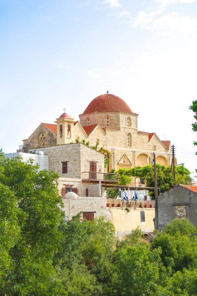 Prachtige kloosters en kerken