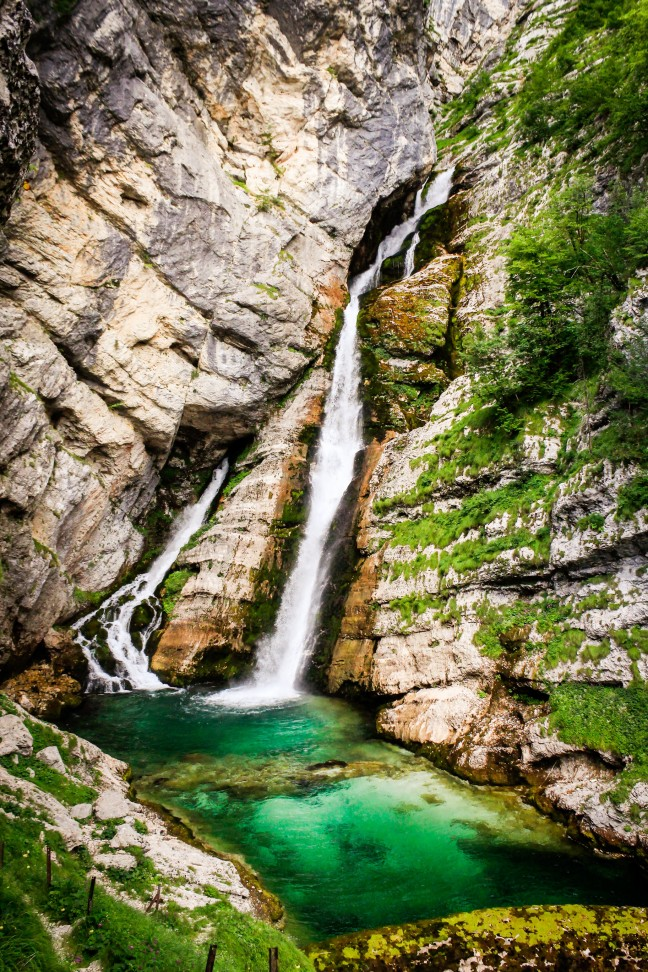 Savica waterval