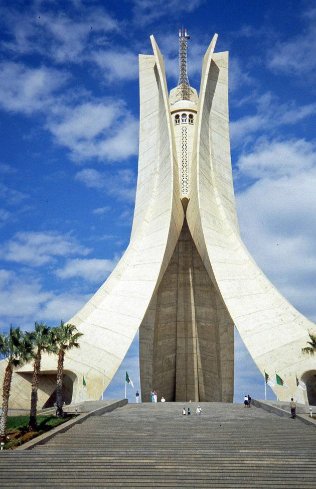 Afscheid van Algerije