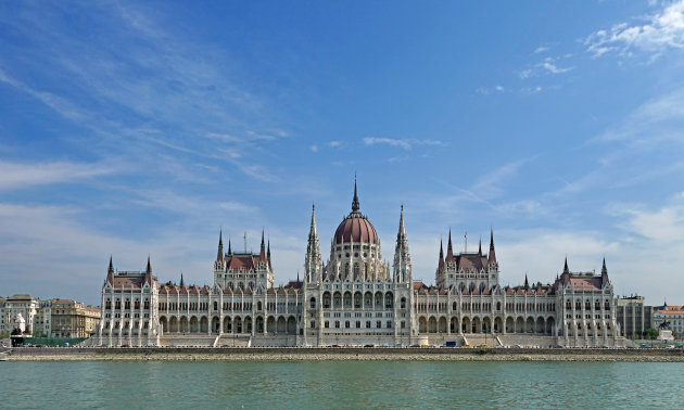 Het belangrijkste gebouw van Boedapest
