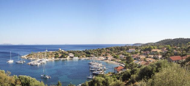 Kastos een prachtig klein ionisch eilandje