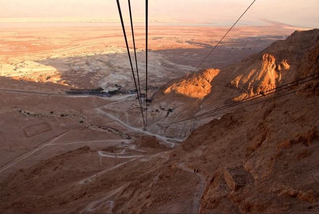 Masada revisited*