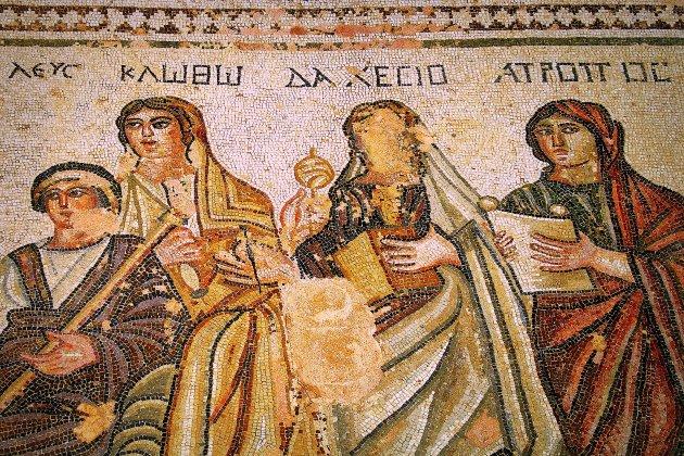 Romeinse Mozaïeken in Paphos