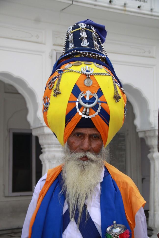 Sikh in Amritsar