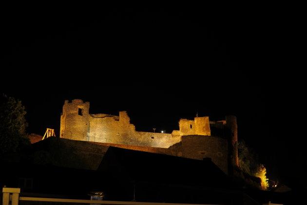 Het kasteel van La Roche-en-Ardenne