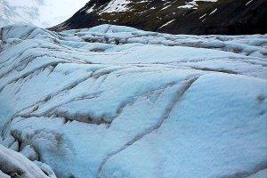 Gletsjertong Svinafellsjökull