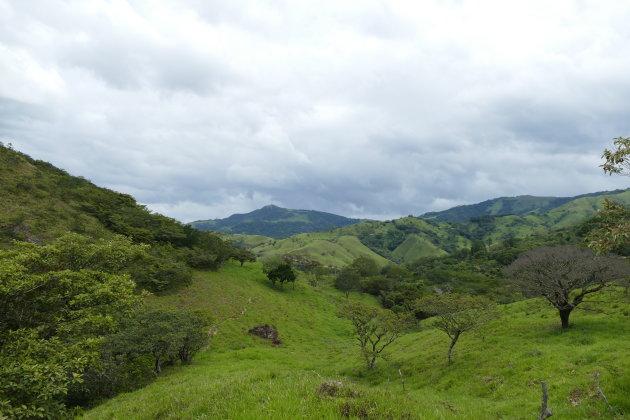 Binnenland van Costa Rica