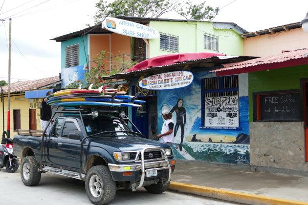 Goede surfschool in San Juan