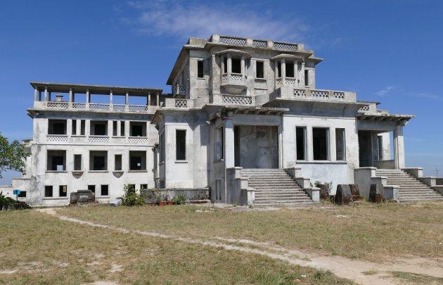 Bokor Palace Hotel en Casino