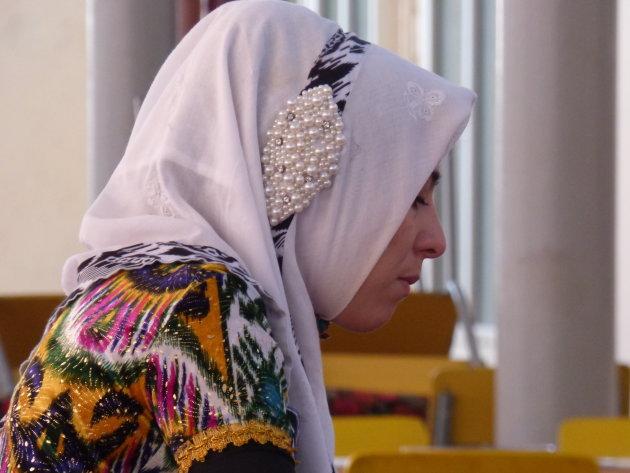 Chique hoofddoek