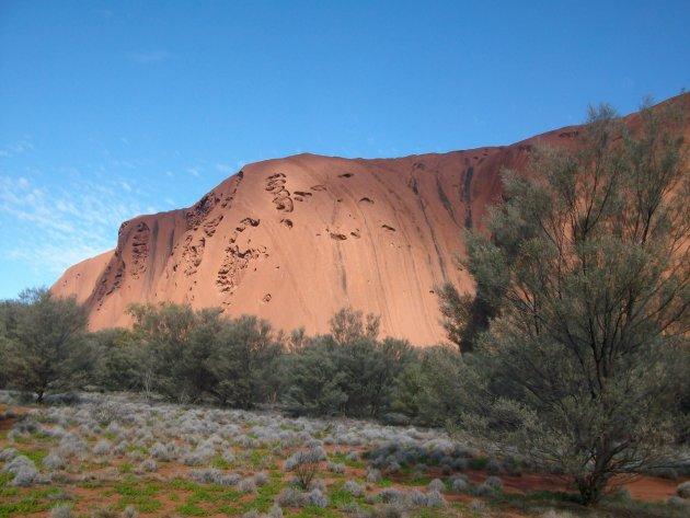 De Grote der Outback