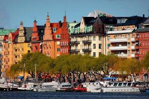 Norr Mälarstrand in Stockholm