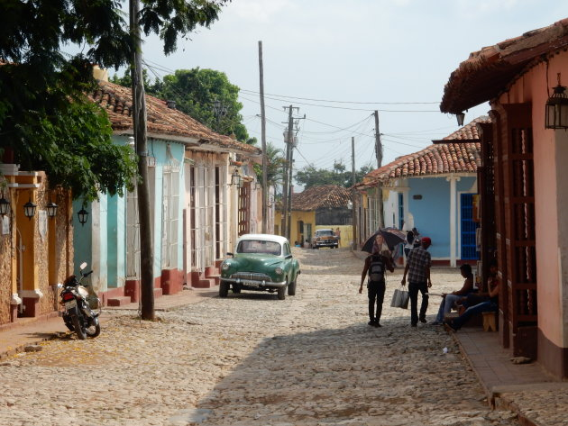 Cubaans straatje